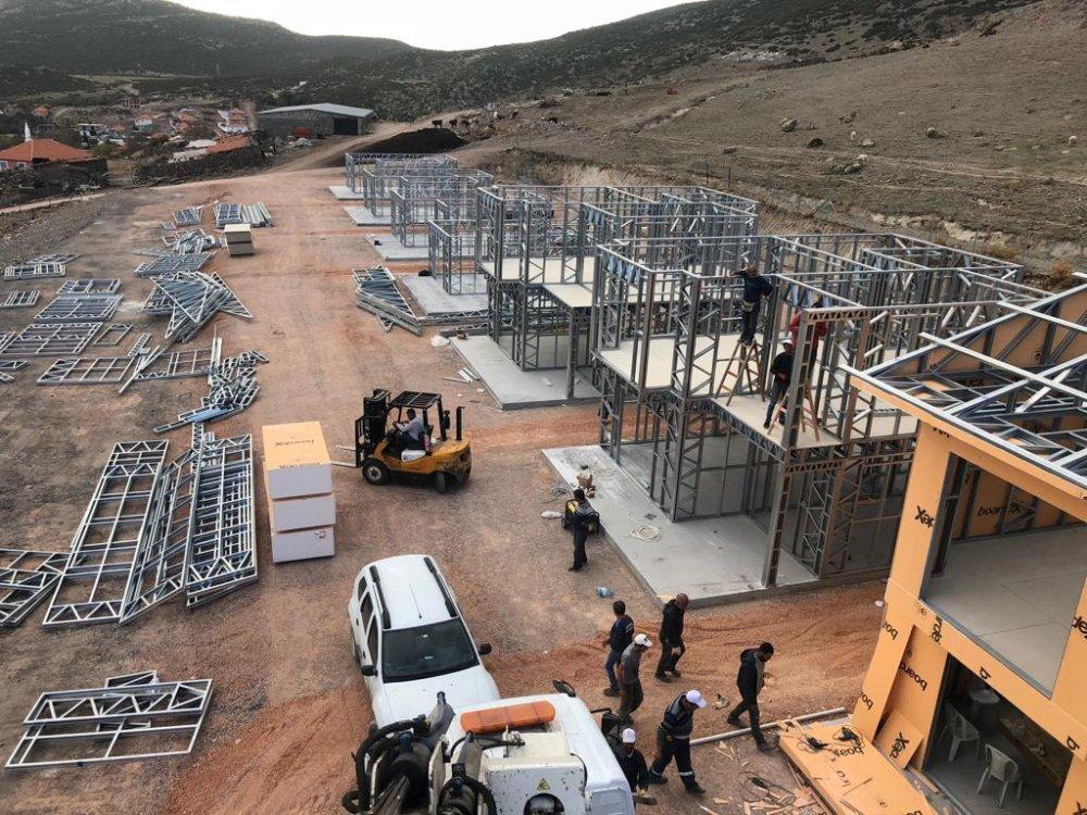 Menemen-Çukurköy Afetzedeler için yeni konutlar hazır ile ilgili görsel sonucu