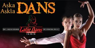 WDSF 4.Karşıyaka Uluslararası Latin Dans Şampiyonası