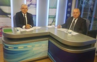 Ege İhracatçı Birlikleri'nin faaliyetleri ve İzmir ekonomisi - Bedri Girit