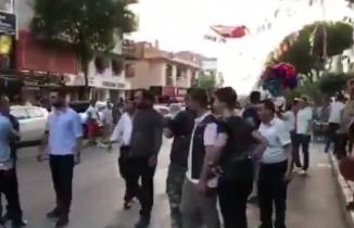 İzmir'de vale terörü